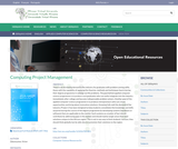 Computing Project Management