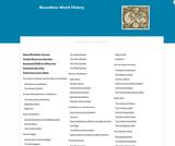 Boundless World History