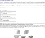CELL AGGREGATION AND SPHERE PACKING