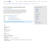 ARTC 1305 Basic Graphic Design (ACC)