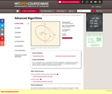 Advanced Algorithms, Fall 2008