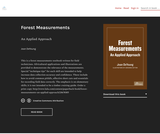 Forest Measurements: An Applied Approach