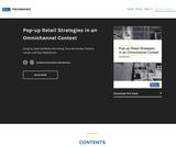 Pop-up Retail Strategies in an Omnichannel Context