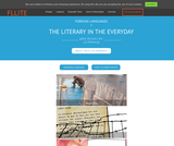 Foreign Languages and the Literary in the Everyday (FLLITE)