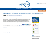 Exploring Movie Construction and Production