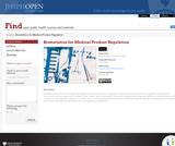 Biostatistics for Medical Product Regulation