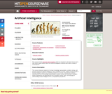 Artificial Intelligence, Fall 2010