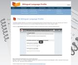 The Bilingual Language Profile