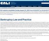 Bankruptcy Law and Practice